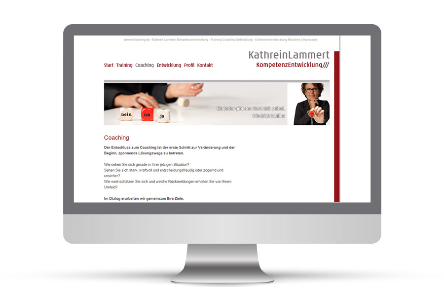 Corporate Design / Webdesign / Internetpräsenz